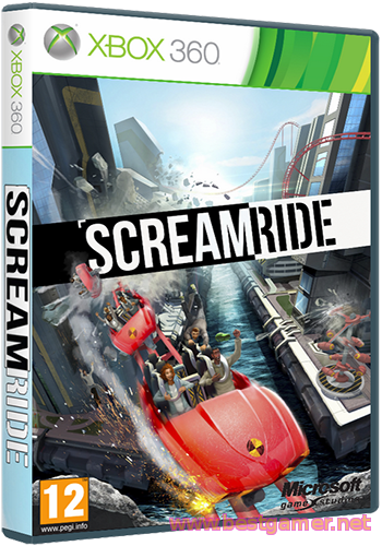 Screamride (XBOX360)  на LT+3.0 от BESTiaryofconsolGAMERs[Region Free/RUSSOUND]