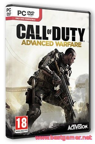Call of Duty: Advanced Warfare (Update 6) + Crack By 3DM