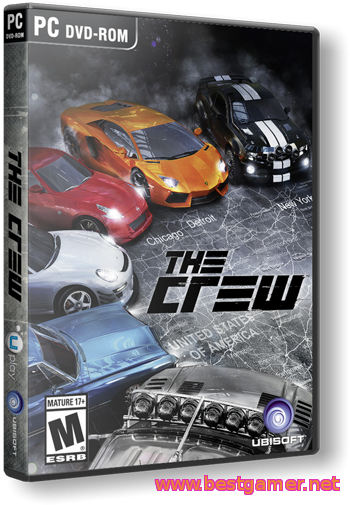 The Crew (2014) PC (RePack)