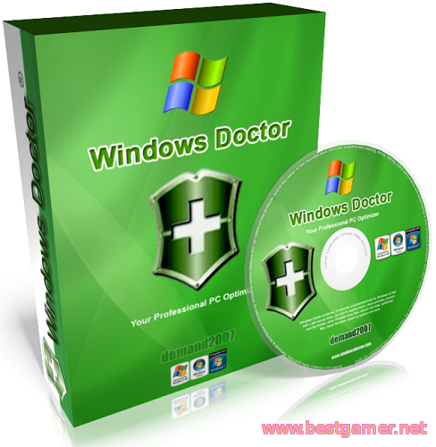 Windows Doctor 2.7.9.1 (2015) PC | Portable by Nbjkm