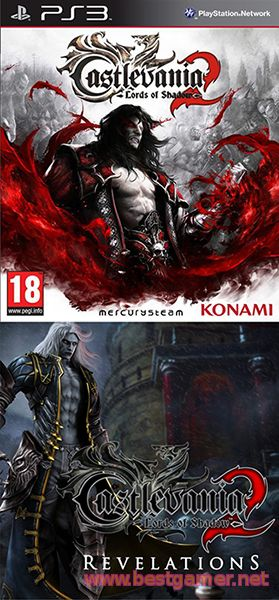 Castlevania: Lords Of Shadow 2 + DLC Revelations (2014) [RUS][RePack]