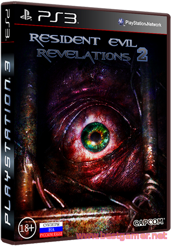 Resident Evil Revelations 2: Episode 1-4 Box Set [RUS/ENG]