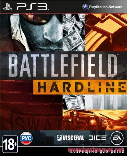 Battlefield Hardline Deluxe Edition [EUR/RUSSOUND]