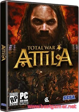 Total War ATTILA The Last Roman-RELOADED