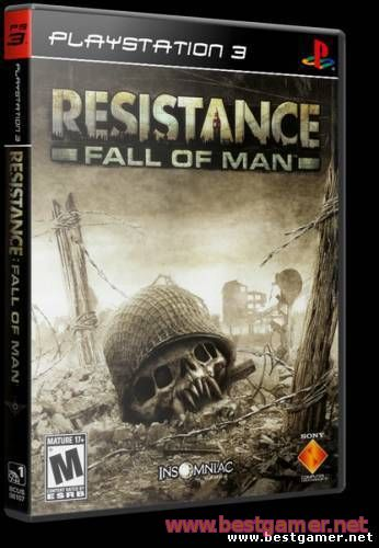 Resistance: Fall Of Man (2007) [PS3] [EUR] 1.50 (Образ для Cobra ODE / E3 ODE PRO)