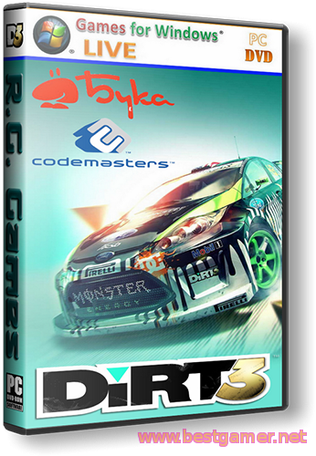 DiRT 3 Complete Edition (2015) PC | SteamRip от PLAZA