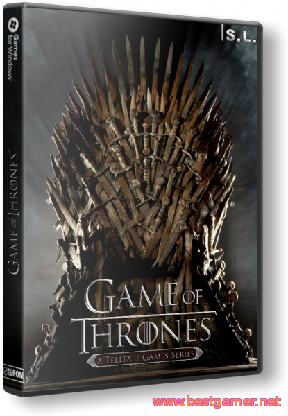Game of Thrones - A Telltale Games Series. Episode 1-5 (2014) PC | RePack