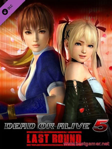 [DLCs] Dead or Alive 5: Last Round - Costume Set  [L]