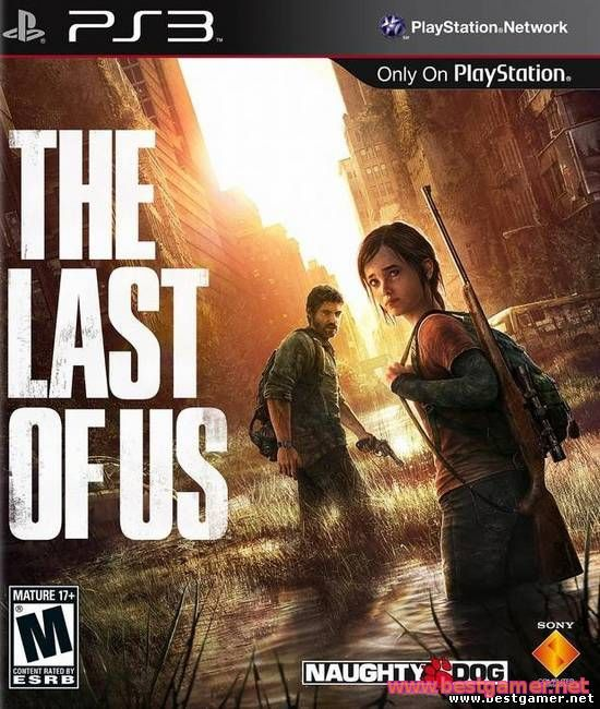 The Last of Us (2013) [RUS][ENG][Repack] [10xDVD5] [3.55+]