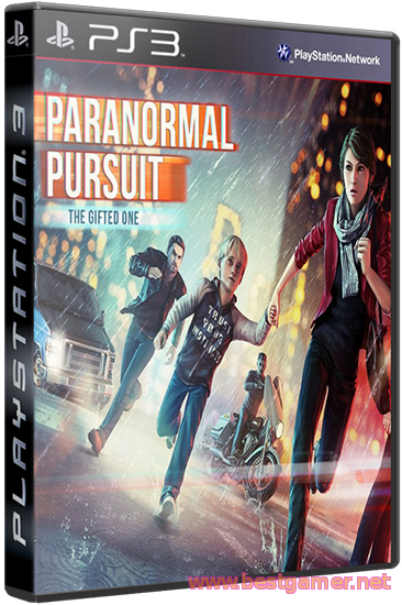 [PSN] Paranormal Pursuit: The Gifted One Collector's Edition [EUR/RUS]