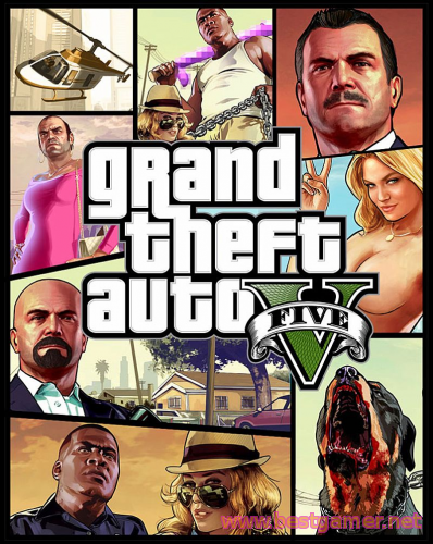 GTA 5 / Grand Theft Auto V (2015) HD 1080p
