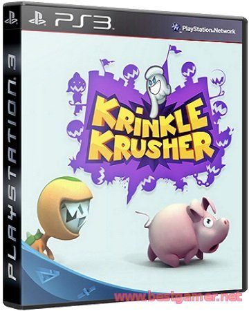 Krinkle Krusher (2015) [PS3] [USA] 3.41/3.55/4.21
