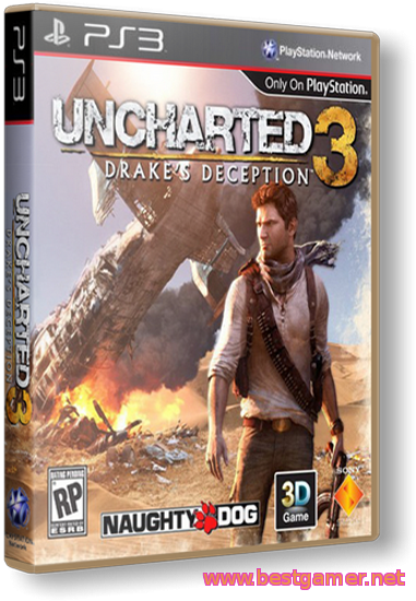 Uncharted 3:Drake's Deception(EUR)(RUSSOUND)