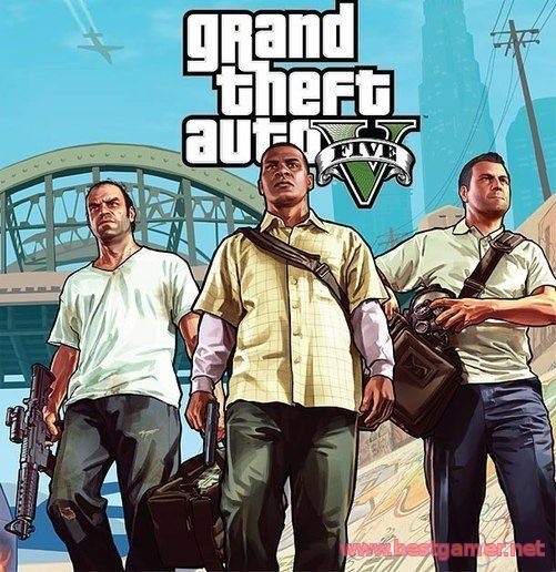 GTA 5 Crack by 3DM v.2.0 + Patch 1