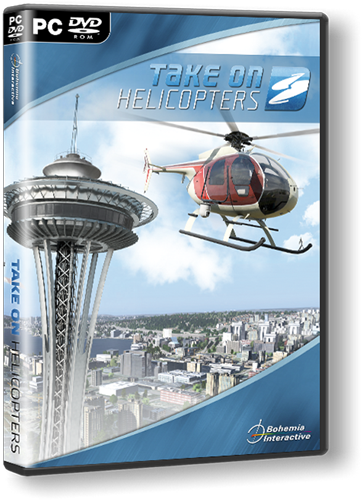Take On Helicopters Bohemia Interactive ENG L