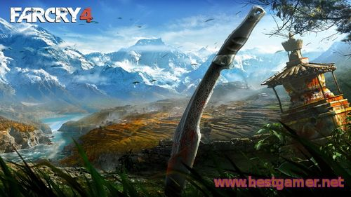 Far Cry 4 [v 1.10] (2015) PC | Патч