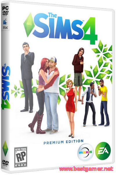 The Sims 4: Deluxe Edition [v 1.7.65.1020] (2014) PC | RePack