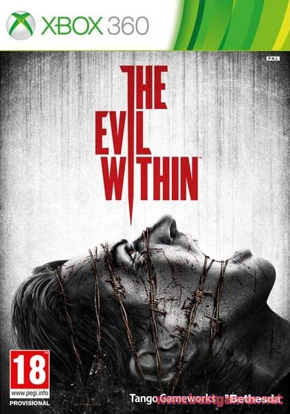 [JTAG/DLC] The Evil Within: The Assignment & The Consequence [RUS/ENG]