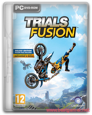 Trials Fusion: Deluxe Edition (2014) PC | RePack от SpaceX