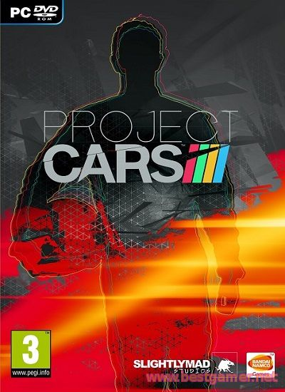 Project CARS / pCars (Slightly Mad Studios) Gold Build 1001 [Rus|Multi8] [L]