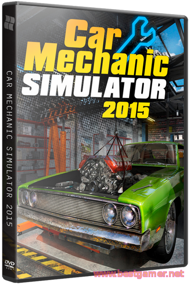 Car Mechanic Simulator 2015: Gold Edition [v 1.1.0.4 + 11 DLC] (2015) PC | RePack от xatab
