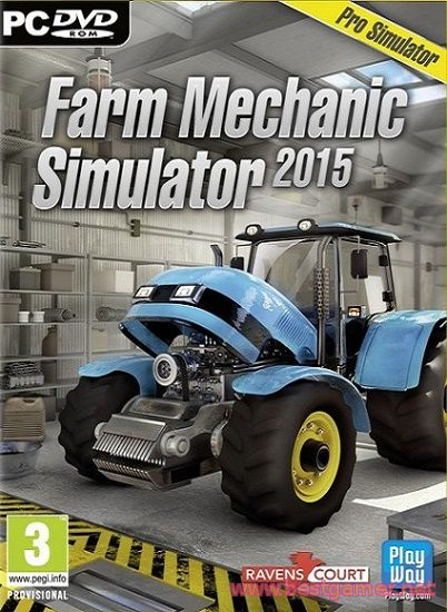 Farm Mechanic Simulator 2015 (Ravenscourt) (ENG/Multi5) [L] - SKIDROW