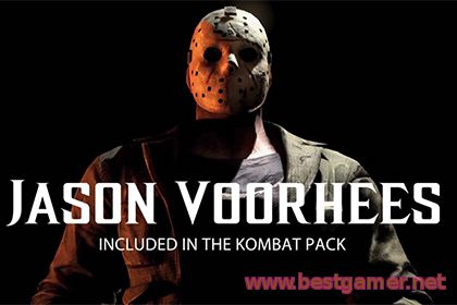 Mortal Kombat X - Jason Voorhees Character and Horror Skins Pack