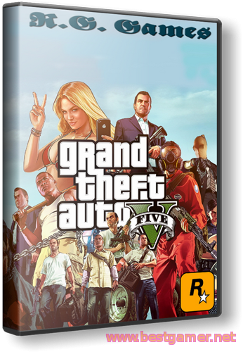 Grand Theft Auto V [Update 5] (2015) PC | RePack от R.G. Games