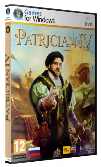 Патриций IV / Patrician 4: Conquest by Trade (2011) PC | RePack от R.G. Catalyst