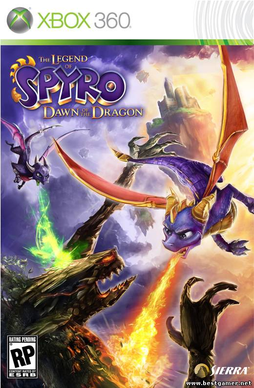 [GOD] The Legend of Spyro: Dawn of the Dragon [Region Free/ENG][dashboard 2.0.13599]