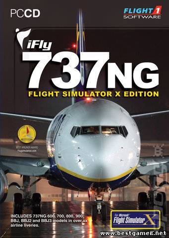 [FSX] - iFly Jets - The 737NG for FSX (Aircraft)