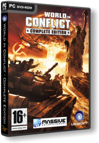 World in Conflict: Complete Edition (2009) PC | Lossless Repack от R.G. Catalyst