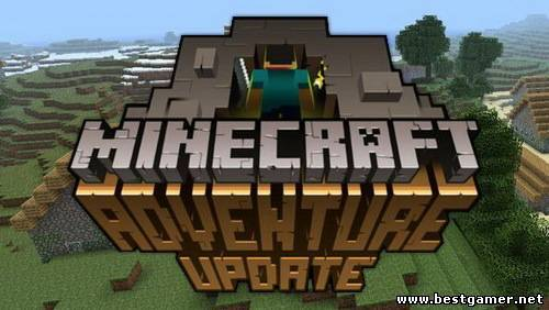 Minecraft [1.8.1+1.9 prerelease] (2011) PC