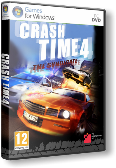 Crash Time 4.The Syndicate (2011) PC {RePack} RUS