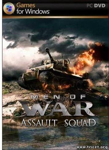 В тылу врага 2: Штурм / Men of War: Assault Squad v1.75.1 [DEMO] (2011/PC/Rus)