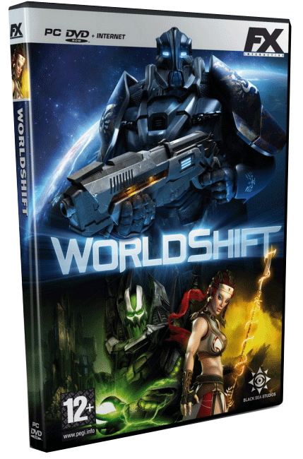 World Shift: Апокалипсис завтра (2008) PC | Repack