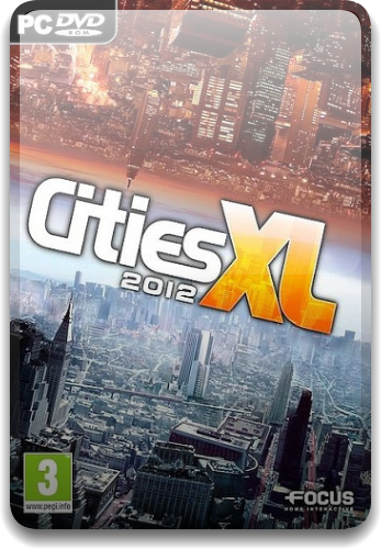 Cities XL 2012 (2011) PC | Repack от R.G.ReCoding