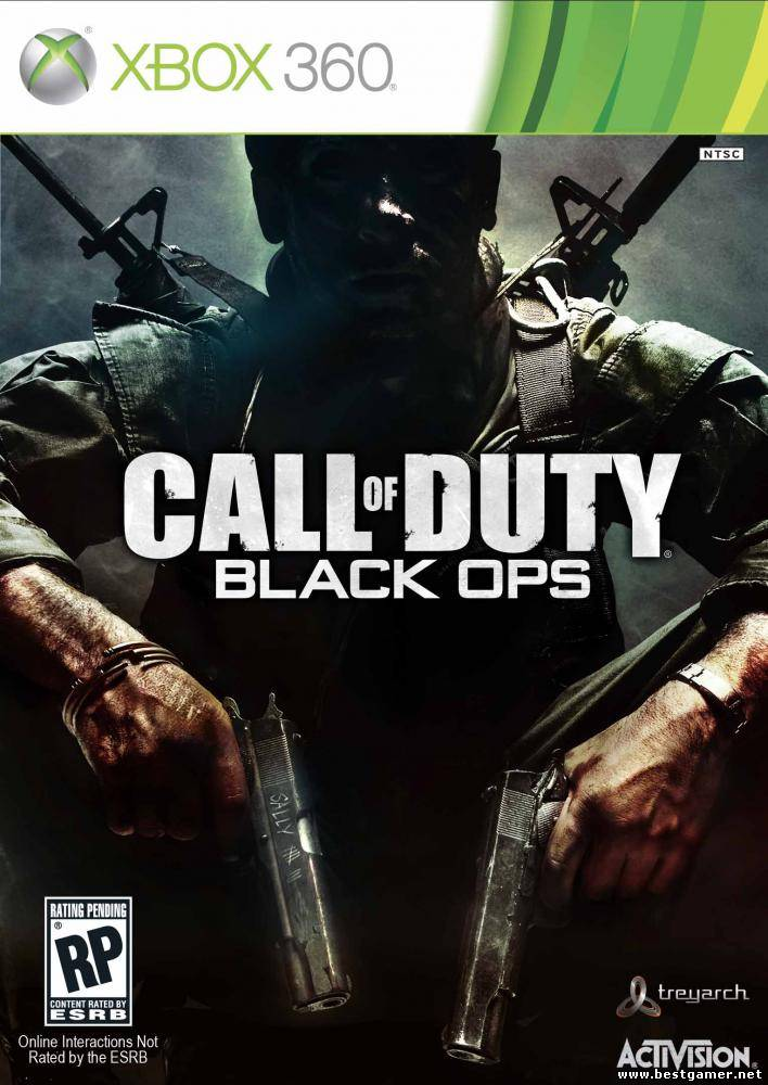 GOD] Call Of Duty Black Ops + All DLC [Dashboard 2.0.13604] [Region Free / ENG]