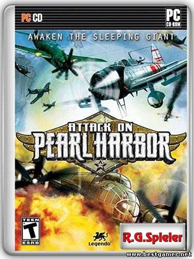 Атака на Перл-Харбор / Attack on Pearl Harbor (2007) PC | RePack от R.G.Spieler