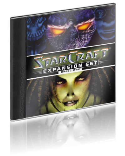 StarCraft - Brood War (Blizzard Entertainment) (ENG/RUS) [Sanctuary RePack]