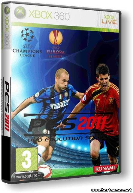 GOD Pro Evolution Soccer 2011 PALRUSDashboard 2.0.13599.0 PAL RUS