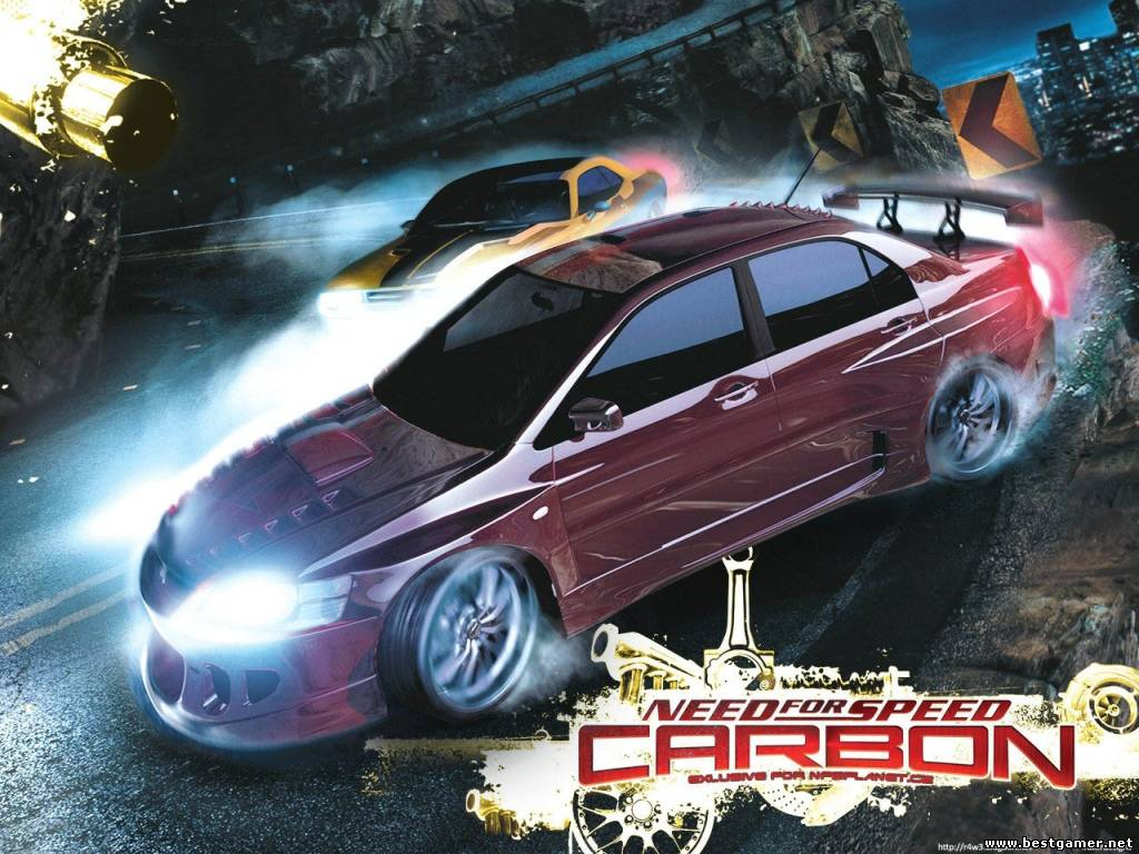 [Intel] Need For Speed Carbon Русская Версия