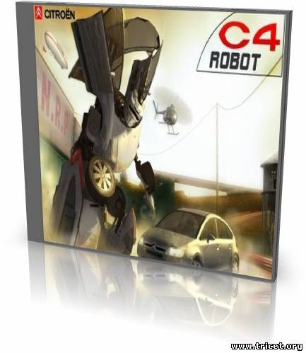 Citroën C4 Robot (2008/ PC/ Русский)