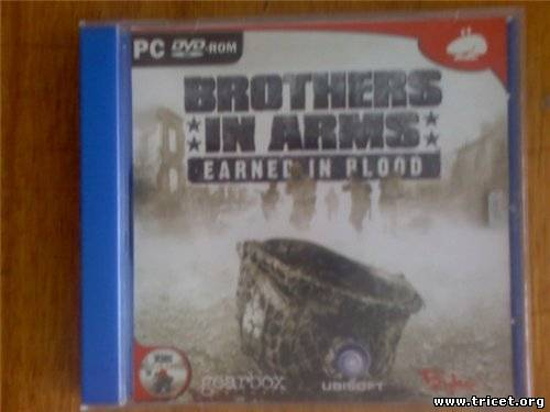 Brothers in Arms - Road to Hill 30 + Earned in Blood (2007/PC/RUS)