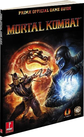 Mortal Kombat Official Game Guide PDF, ENG
