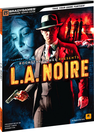 L.A. Noire Signature Series Strategy Guides PDF, ENG