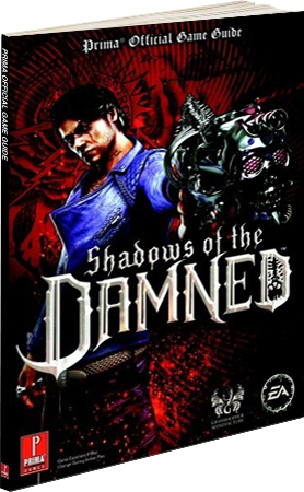 Shadows of the Damned Official Game Guide PDF, ENG