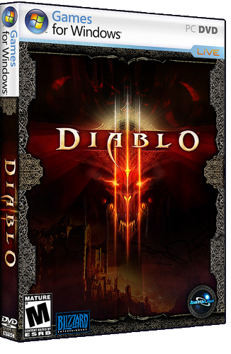 Diablo III Диабло 3 v.0.4.1.7391 Eng Client+Server Beta