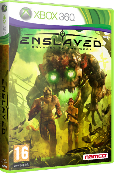 GOD Enslaved: Odyssey to the West Region FreeENGDashboard 2.0.13604.0 Region Free ENG