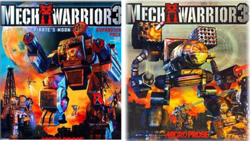 MechWarrior 3 + MechWarrior 3 Pirate Moon (1999/PC/RePack/Rus-Eng) by Pilotus